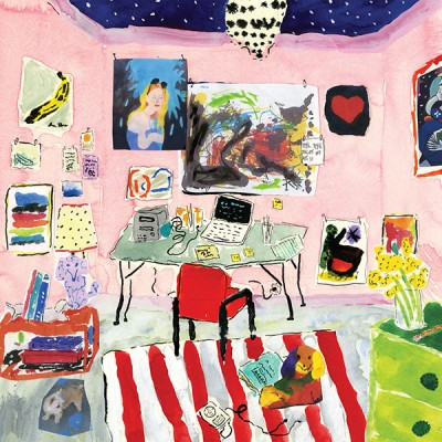 Marnie-Stern-Marnie-Stern New Releases - Marnie Stern - Self-Titled (Kill Rock Stars)