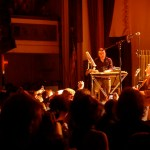 swans-kneeling-thumb-545x409 Swans At Brooklyn Masonic Temple (10.08.10) - Photos + Videos + Reviews