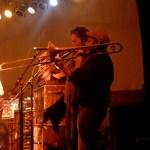 swans-trombones-thumb-400x533 Swans At Brooklyn Masonic Temple (10.08.10) - Photos + Videos + Reviews