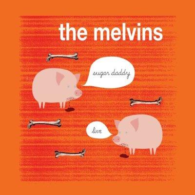 Melvins-Sugar-Daddy-Live1 Stream - Melvins - Sugar Daddy Live (Ipecac)