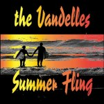 The-Vandelles-Summer-Fling-EP-front 2011 Releases Roundup - The Vandelles + Ringo Deathstarr