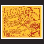 Helmet-Hammerhead-Quicksand-1992-Poster-by-Uncle-Charlie