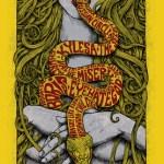 Boris-Circolo-Magnolia-Milano-Poster Boris - 2011 North American Tour Dates + Posters