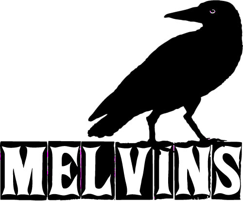 Melvins-Band-Logo- Melvins Special – IHRTN Posts Roundup