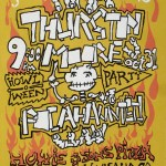 Thurston-Moore-Howloween-Party Thurston Moore 2012 Tour Dates + Posters