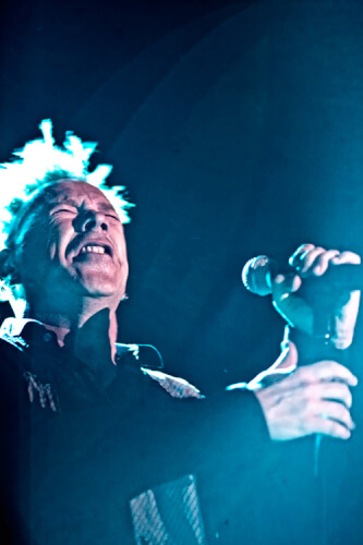 Public Image Ltd in concert