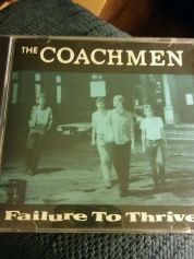 The-Coachmen-Failure-to-Thrive-225x300 Ebay Hunt - Sonic Youth (07/13/16)