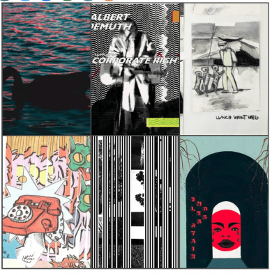 Collage – Great Singles From New England of 2017
