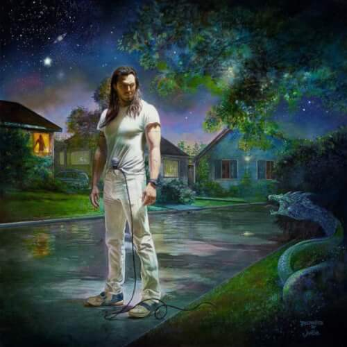 Andrew-WK-Youre-Not-Alone Review - Andrew W.K. - You're Not Alone