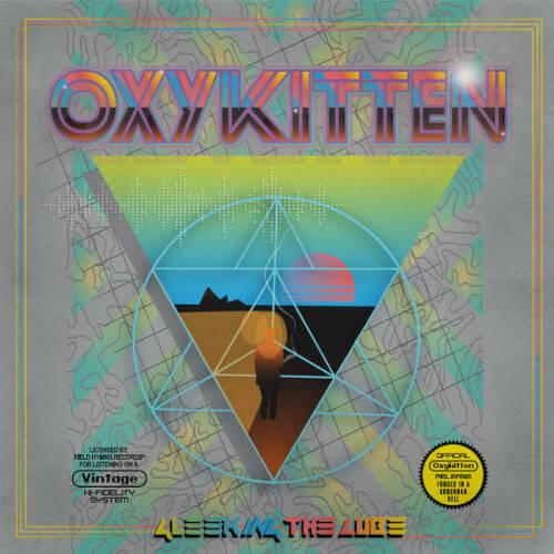 Oxykitten-Gleeking-the-Cube Reviews - Oxykitten, Larry Wish, Lips and Ribs (Field Hymns Records)