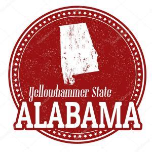 Alabama-State-Logo Post-Independence Marathon Recap - Alabama to Colorado
