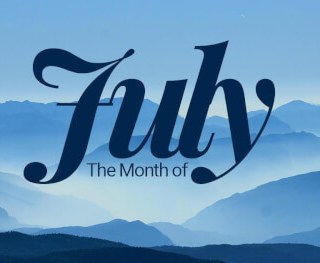 The-Month-of-July Homepage