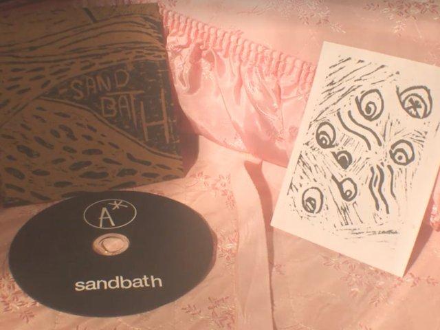 Andrew-Starr-Sandbath-800x600 Review - Andrew Starr / Pansy - Sandbath