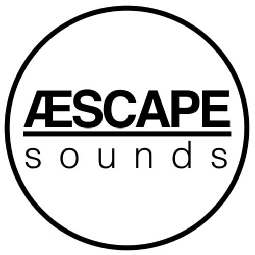 Aescape Sounds - Record Label Logo