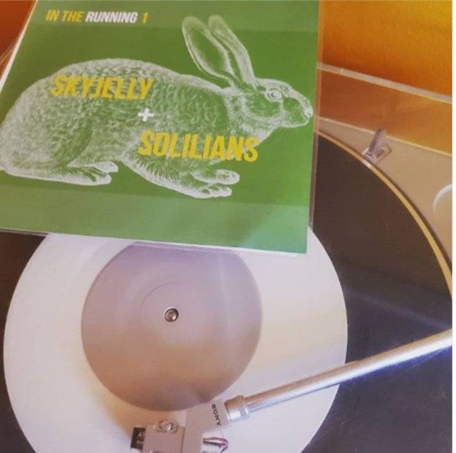 Skyjelly-Solilians Vinyl Split