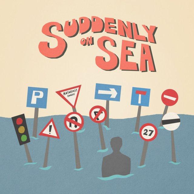 Novelty Island Suddenly on Sea