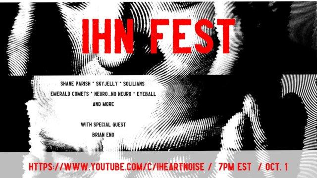 IHN Fest 10 1 Poster 1