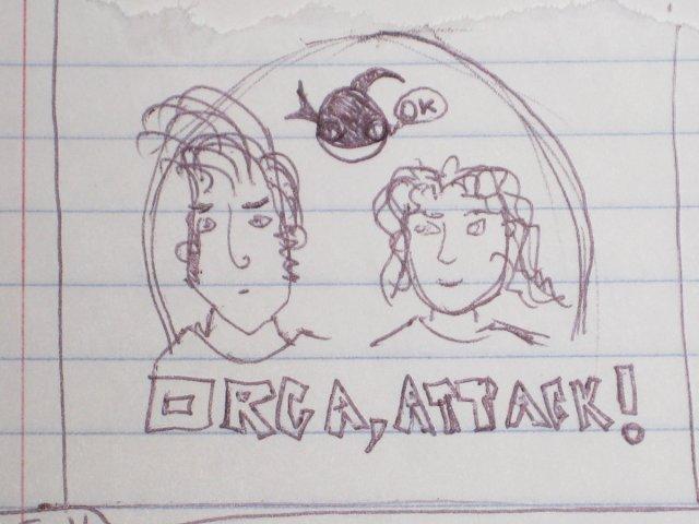 Orca Attack Band Elizabeth Joan Kelly