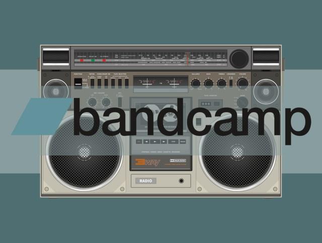 bandcamp radio casette