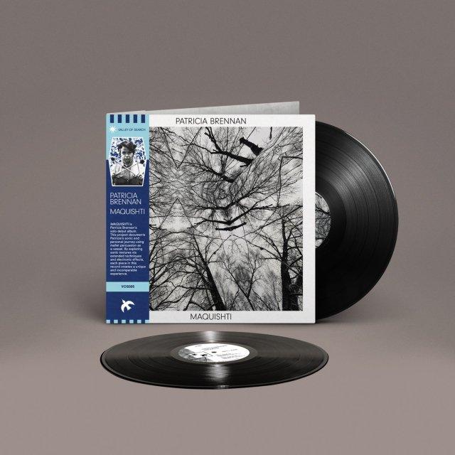 Patricia Brennan Maquishti Vinyl