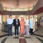 IHS hosts MRCGP International Exams in UBD, with International Development Advisor.