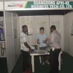 guandong afri-ke business tech making trade at Abuja housing show