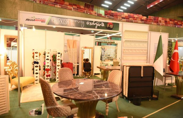 turkish exhibition at con expo in abuja international housing show