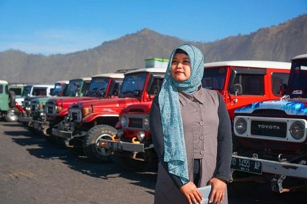 Sewa Jeep Bromo Probolinggo Sukapura