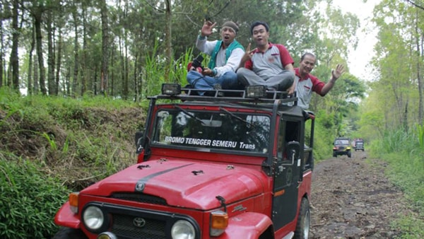 fun offroad outbound malang