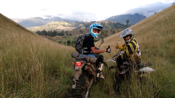 fun trail outbound malang
