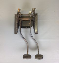 scout 80 800 manual transmission pedal assembly [ 1936 x 1936 Pixel ]