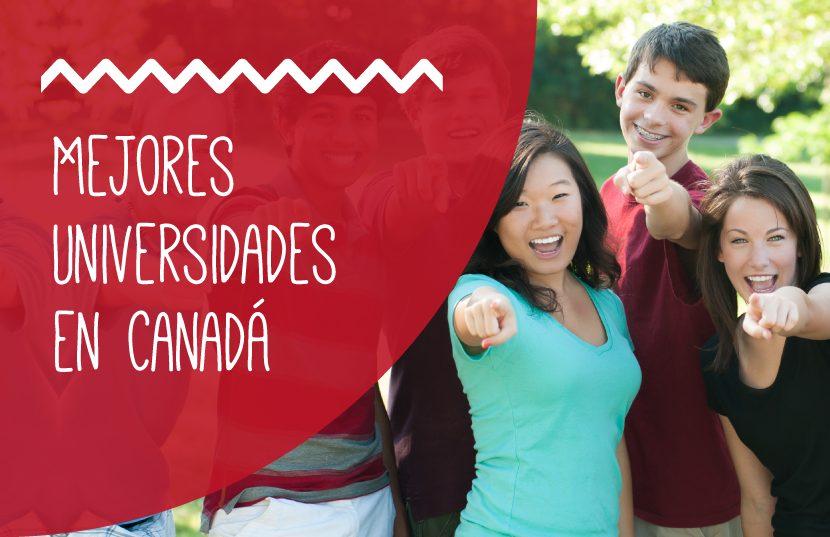 mejores universidades públicas de Canadá