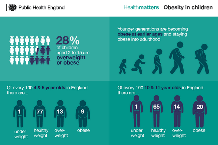 Statistics Obesity Nutrition And Childhood Education