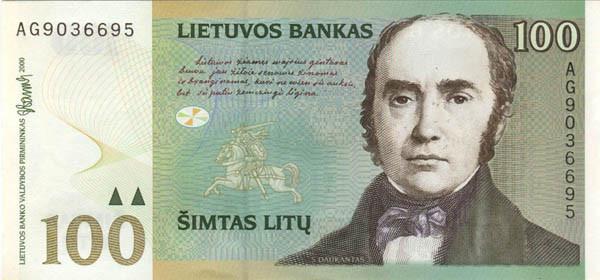 Lithuanian Litai LTL Definition  MyPivots