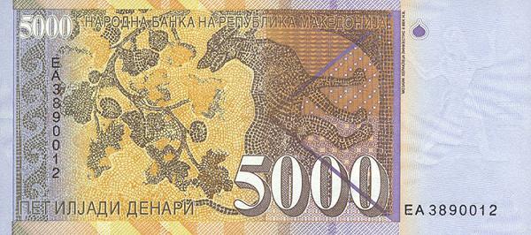 Macedonian Denar MKD Definition  MyPivots