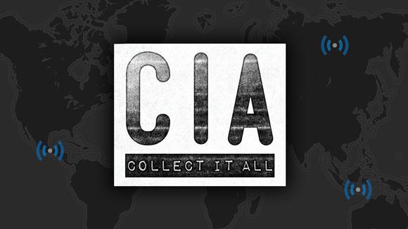 CIA: Collect It All on Kickstarter
