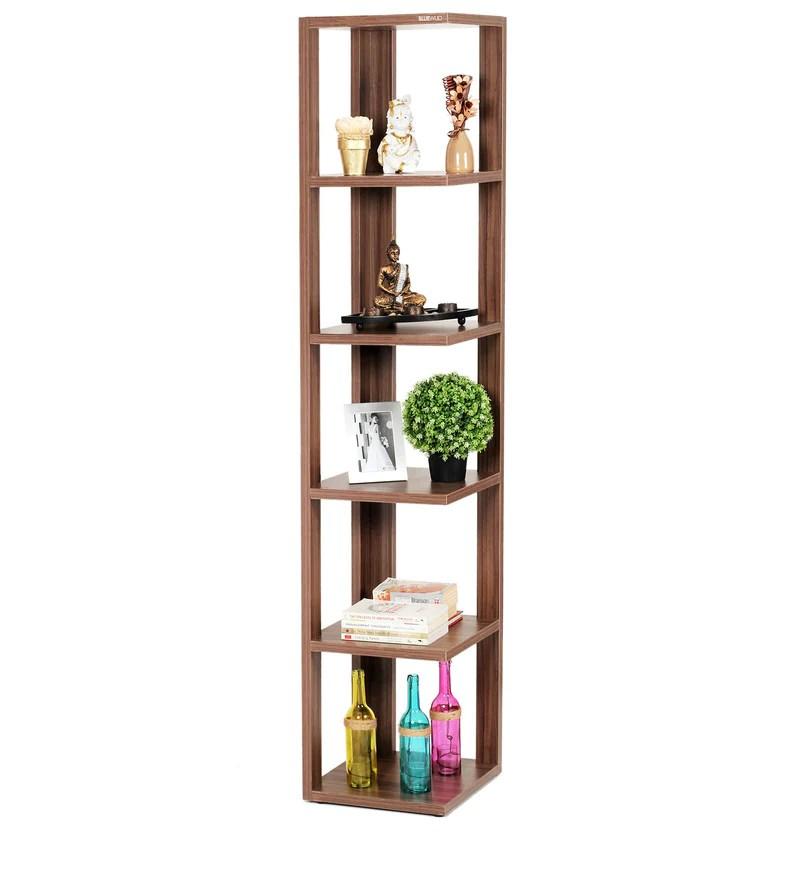 Buy Albert Floor Standing Corner Display Shelf (6 Shelves