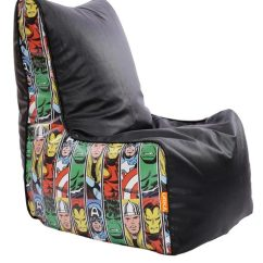 Avengers Bean Bag Chair Best Desk For Back Pain Buy Comics Cover By Orka Online Kids