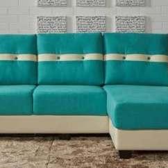 Teal Sofas La Z Boy Sleeper Sofa Buy Berni Fab Lhs Sectional In Beige Colour By Hometown