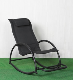 floor rocking chair india inexpensive adirondack chairs online buy wooden in at best cremona with foot rest black colour