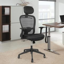Office Chair Qvc Hand Painted Chairs Buy Dune High Back Ergonomic In Black Colour By Star India