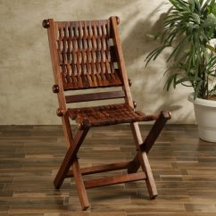 Floor Rocking Chair India Metal Bedroom Buy Evira Sheesham Wood Folding In Brown Finish By Craft Art Online Chairs Furniture Pepperfry Product
