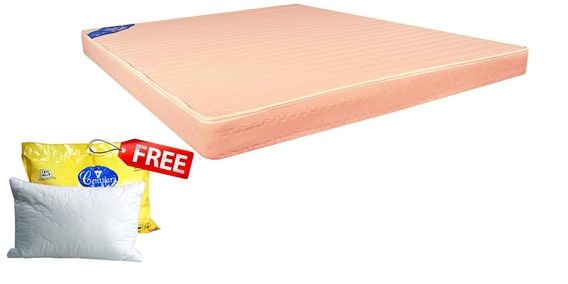 Ortho Spine 5 Inches Thick Coir Memory Foam Mattress