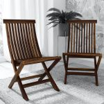 Buy Harmony Solid Wood Set Of 2 Folding Chair In Provincial Teak Finish By Woodsworth Online Wooden Folding Chairs Chairs Furniture Pepperfry Product