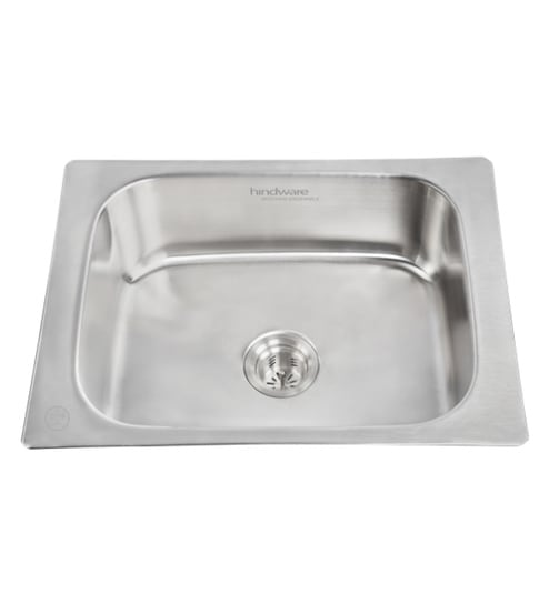 cheap kitchen sinks refacing thermofoil cabinets buy hindware flamingo stainless steel sink model no flamingom24x18x10