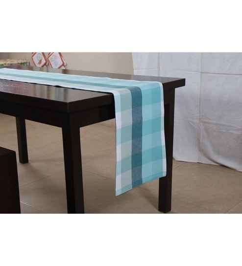 sofa table runners foam fold out bed nz house this gingham check runner by online we are sorry but item is of stock
