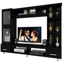 Buy Modern Kitchen Cabinets Online Buffet Furniture Sedron Display Wall Unit In Wenge Finish By Housefull ...
