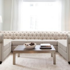 Sectional Sofa U Shaped Stretch Slipcovers For Buy Impressive Chesterfield Shape In Beige Colour By Dreamzz Furniture