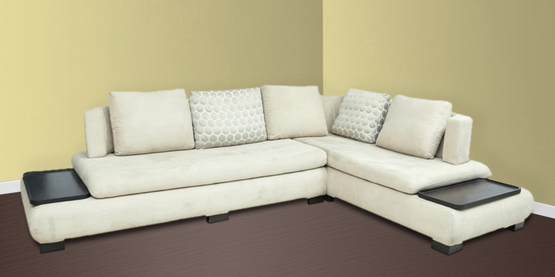 indian l shaped sofa design grey bed corner buy shape sectional with right lounger in off white click to zoom out