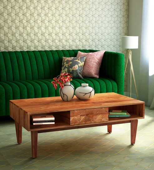 retro living room coffee table small decoration in nigeria buy lennart solid wood vintage walnut finish by woodsworth online contemporary tables furniture pepperfry